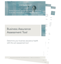 Business Assurance Assessment Tool