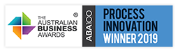 Intraversed recognised as an ABA100 Winner for Process Innovation by the Australian Business Awards 2019